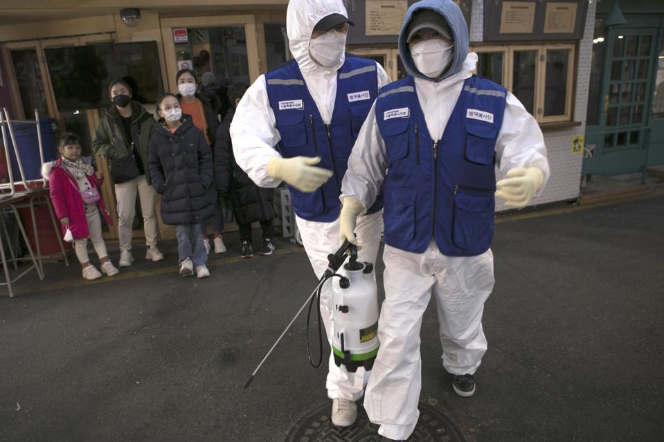 Concern In South Korea As The Wuhan Coronavirus Spreads