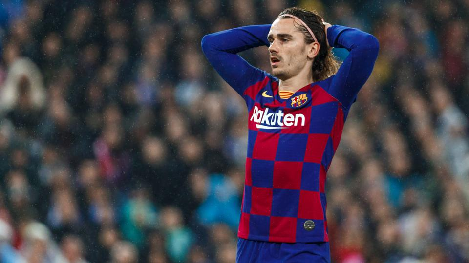 FC Barcelona are considering selling Antoine Griezmann to PSG as part of a Neymar deal