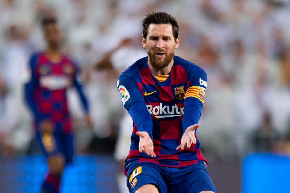 FC Barcelona are planning to make four new signings to please Lionel Messi