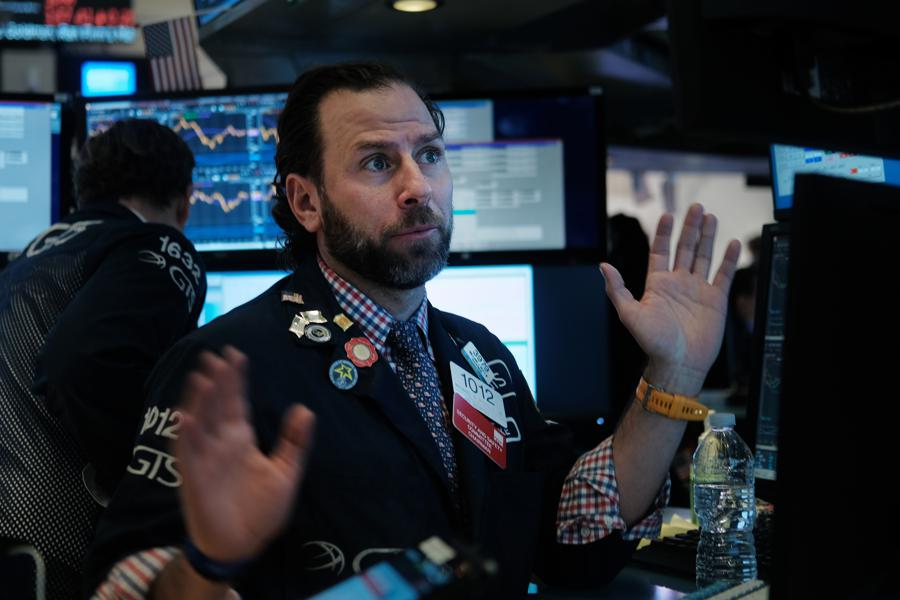 Market Risk Hits Home