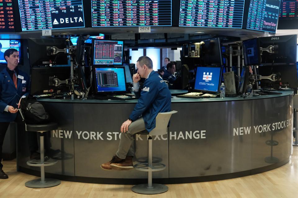 Stocks Drop