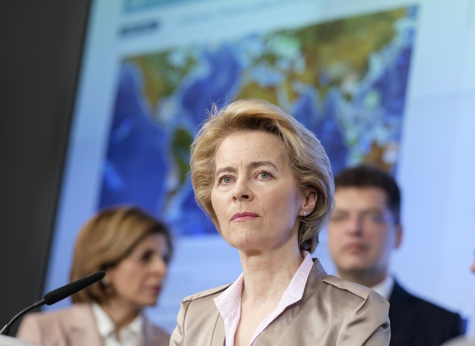 Covid-19, Europe, EU, European Union, Ursula Von der Leyen, coronavirus, Donald Trump