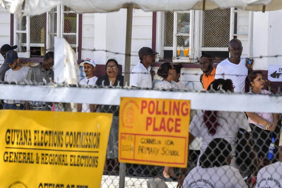 GUYANA-ELECTIONS