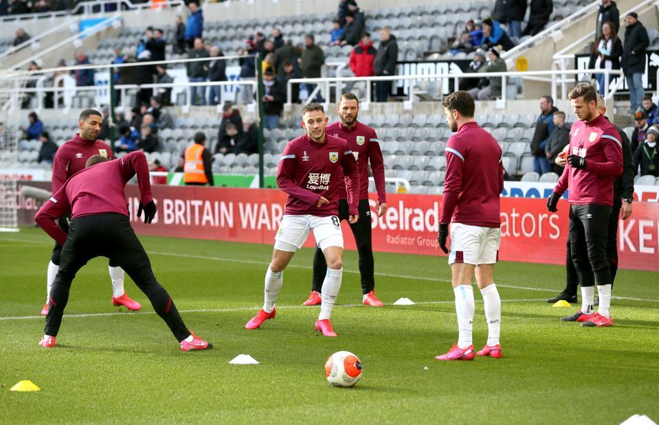 Newcastle United v Burnley - Premier League - St James' Park