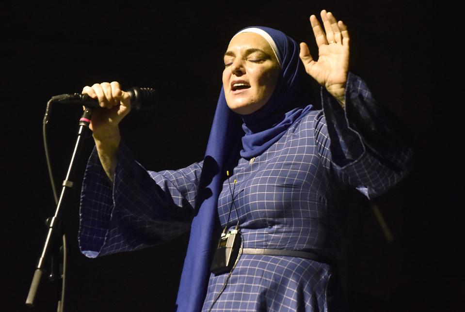 Sinead O'Connor Performs At August Hall