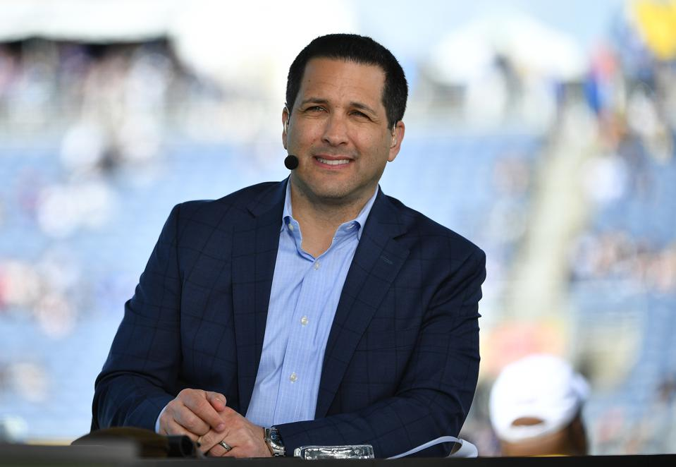 Adam Schefter Ripping NFL For Holding Draft During Coronavirus Pandemic Sends Powerful Message