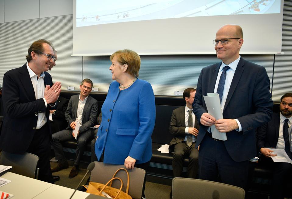 GERMANY-POLITICS-PARTIES-CDU-CSU