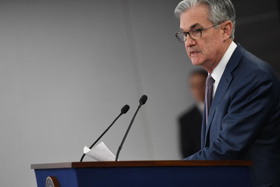 US-ECONOMY-BANK-RATE-VIRUS-EPIDEMIC