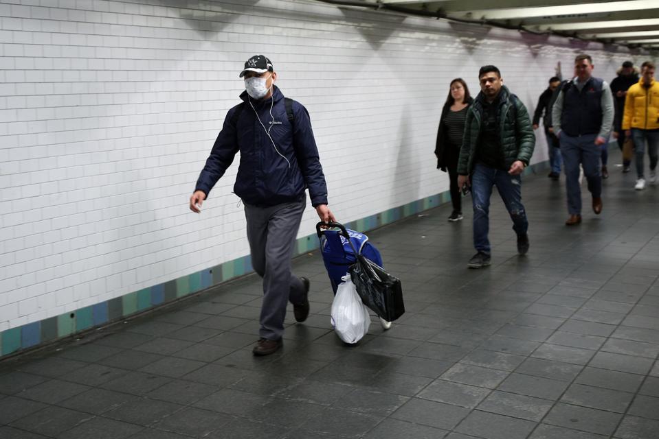Coronavirus precautions increased in New York