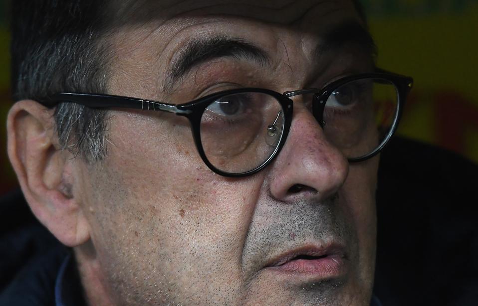 Confidence On The Brink Of Draining At Juventus As Maurizio Sarri's Methods Start Showing Cracks