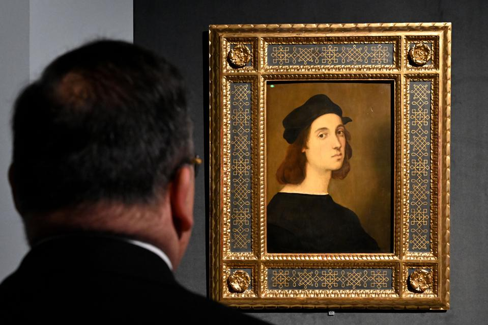 ITALY-ART-PAINTING-RAPHAEL-EXHIBITION