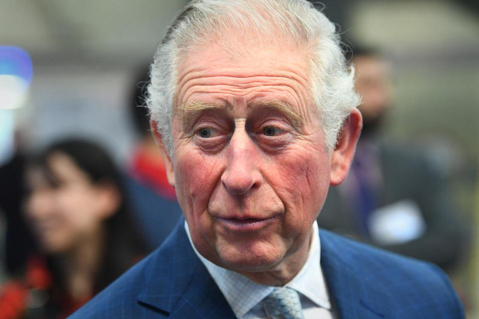 The Prince Of Wales And The Duchess Of Cornwall Visit The London Transport Museum