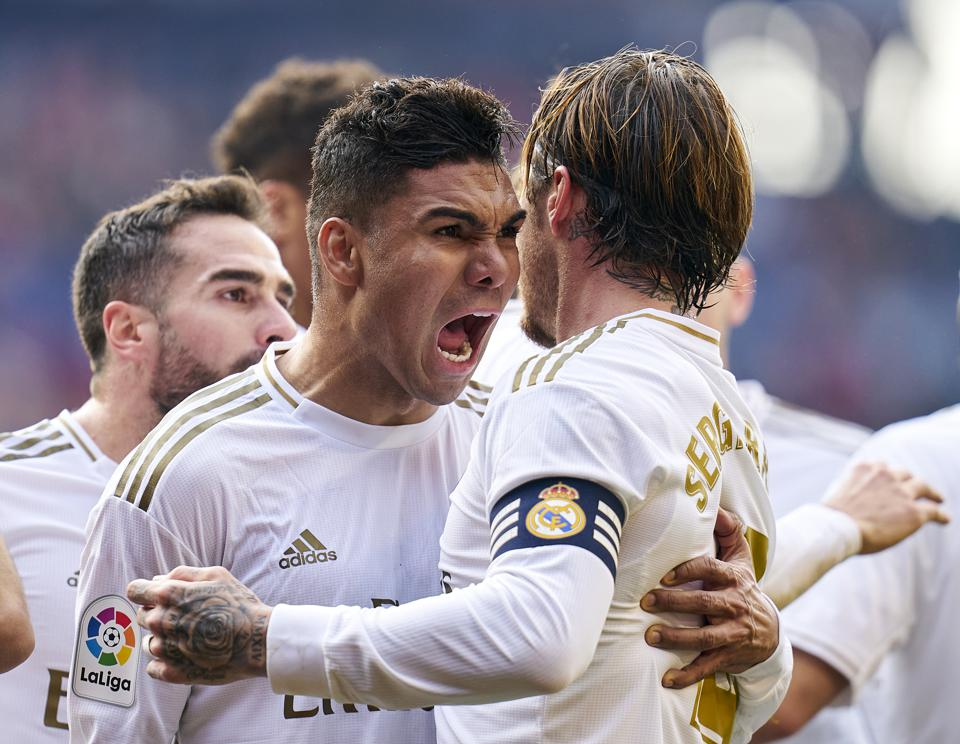 Casemiro Is An Acquired Taste, But He's Vital To Real Madrid's Success