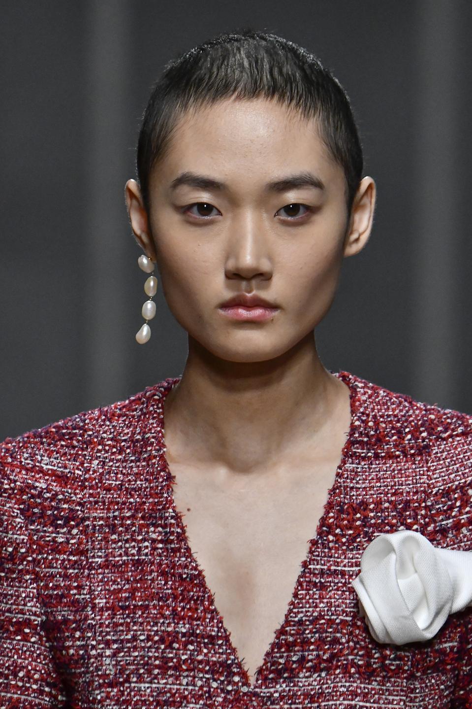 Hellessy - Runway - February 2020 - New York Fashion Wee