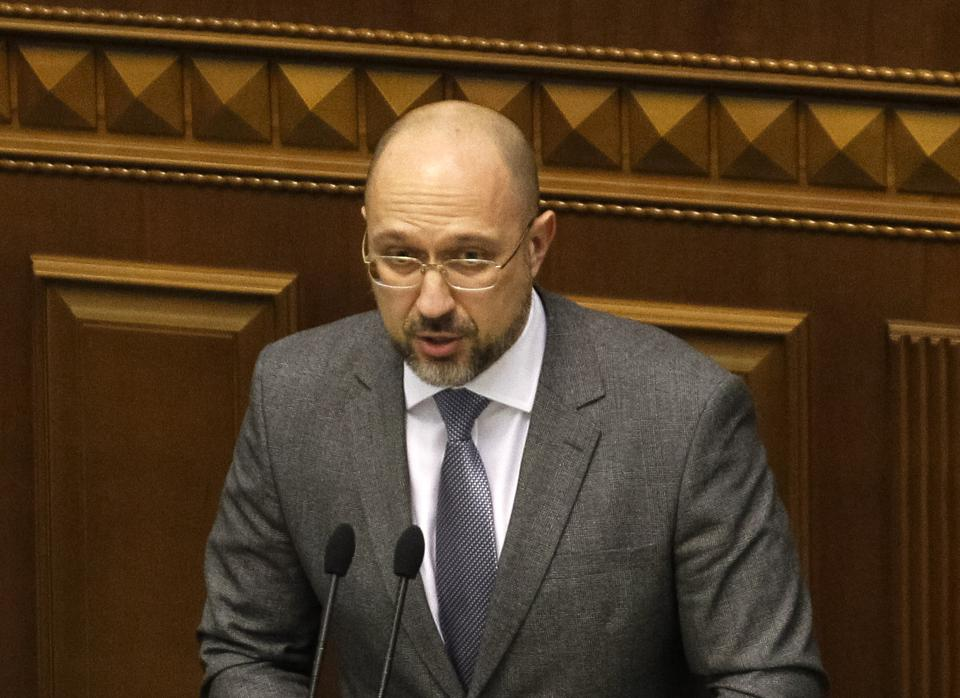 New Prime Minister Elected In Ukraine