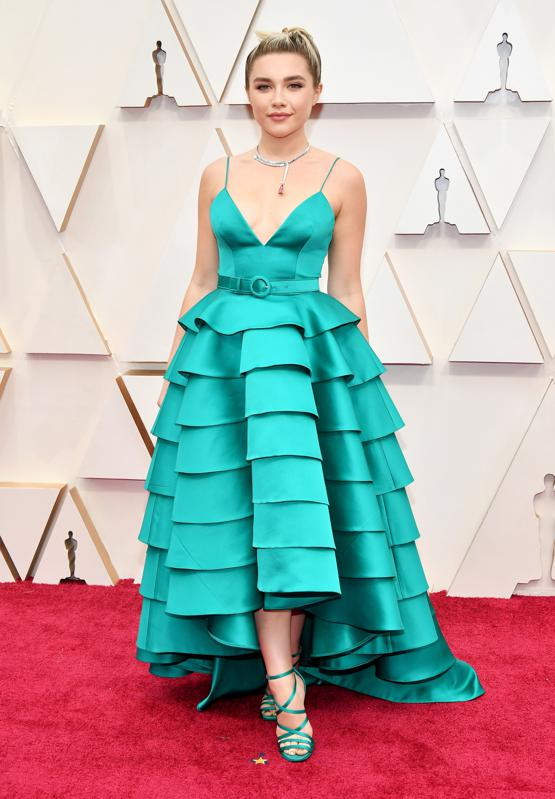 92nd Annual Academy Awards - Arrivals - Florence Pugh