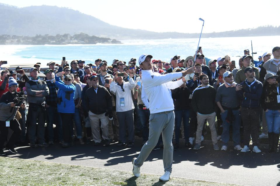 Four Ps Of Marketing At AT&T Pebble Beach Pro-Am Despite No Tiger Woods