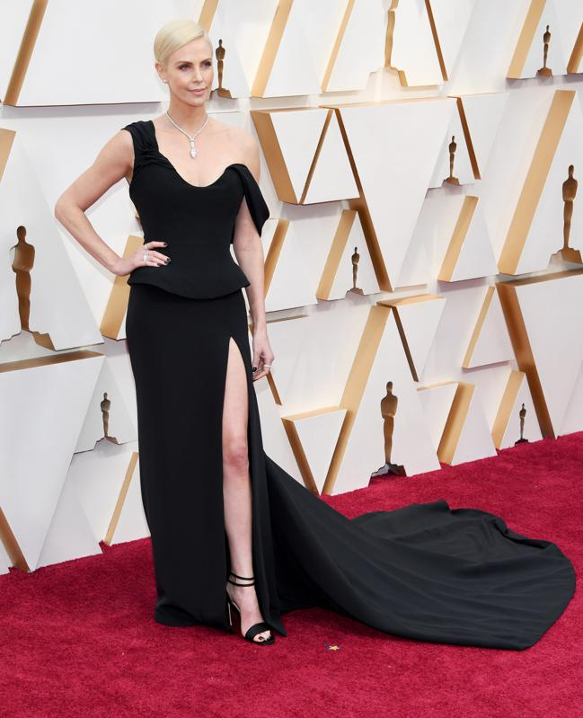 92nd Annual Academy Awards - Arrivals - Charlize Theron