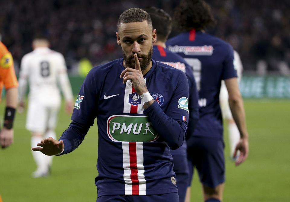 A source at PSG has claimed there isn't money in the market to pay Neymar's lofty salary.