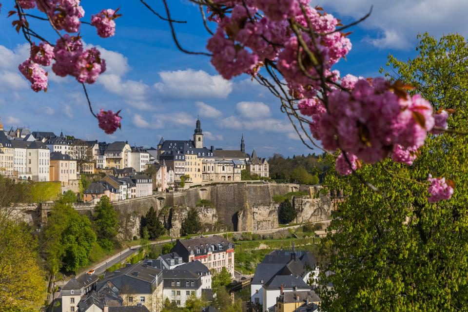 Postcard From Luxembourg: Life At The Center Of A Coronavirus Epicenter
