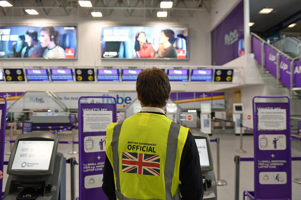 Flybe goes into administration