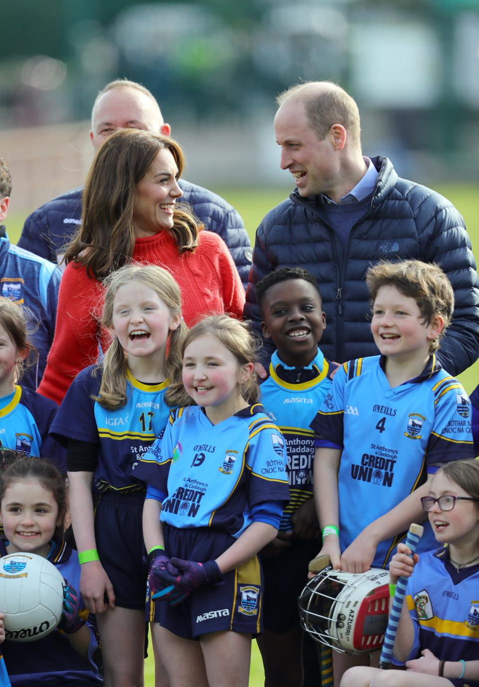 The Duke and Duchess of Cambridge visit Ireland - Day 3