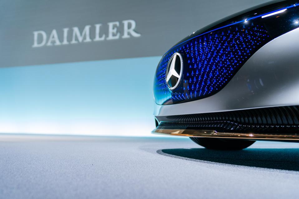 Daimler AG Announces Financial Results For 2019