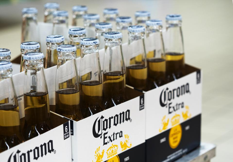 Corona Beer Production Suspended (But It's Unrelated To Its Name)