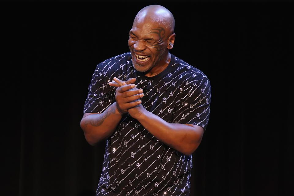 Mike Tyson Performs His One Man Show ″Undisputed Truth″