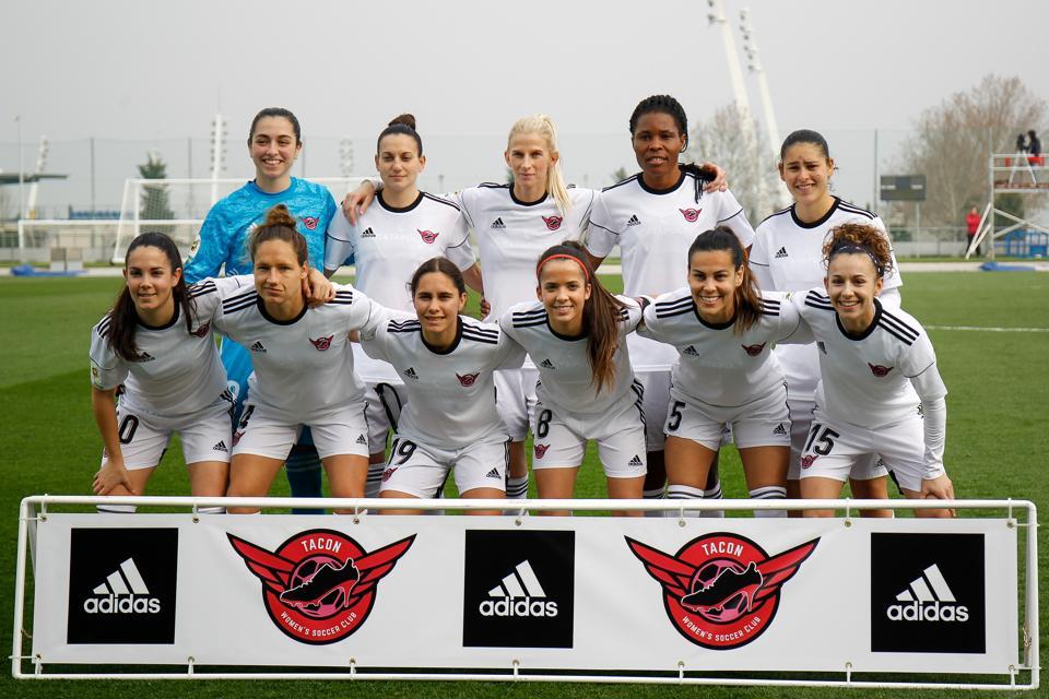Women Spanish Cup: CD Tacon V Rayo Vallecano