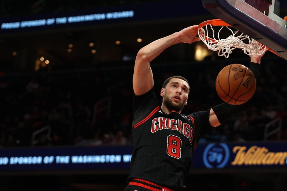 'NBA 2K20' ELeague All-Star Throwdown Will Feature Zach LaVine; Channing Frye Talks Tourney And 2K Esports