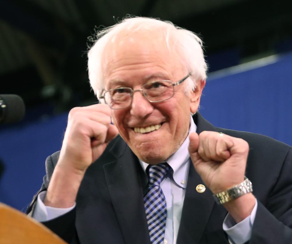 Bernie Sanders wants to cancel $1.6 trillion of student loan debt.