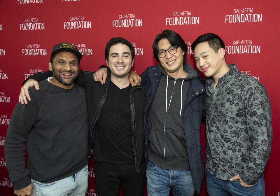 SAG-AFTRA Foundation Conversations Presents ″Come As You Are″