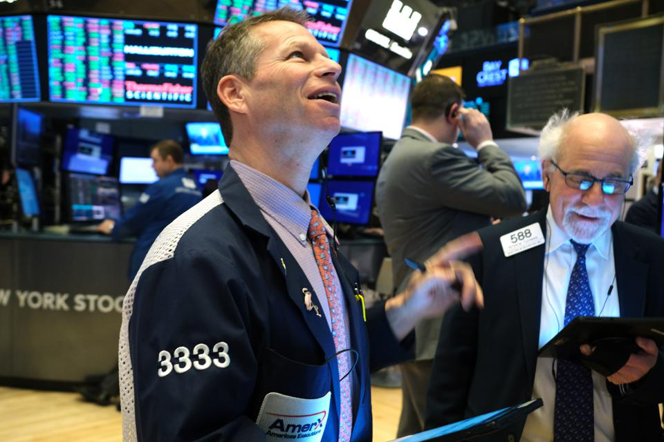 Stocks Close Over 200 Points Higher