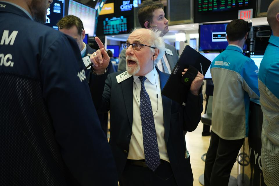 Apps Are Taking Over Wall Street