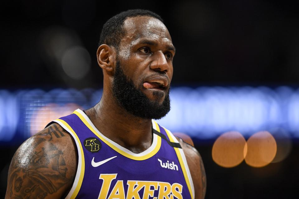 LeBron's Lakers Have Plenty To Worry About As LA Returns To Action