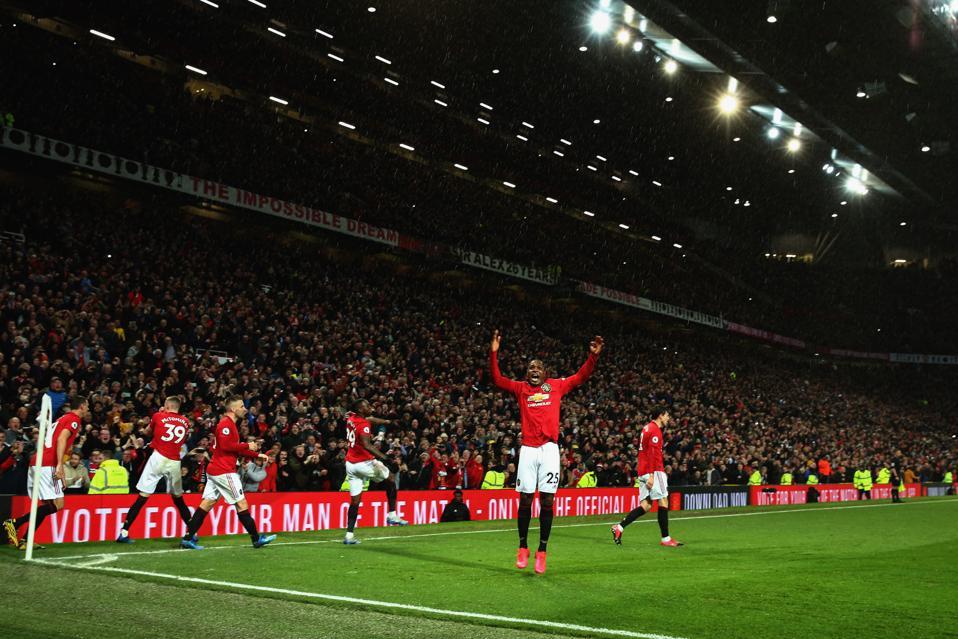 Ighalo Man United Goals