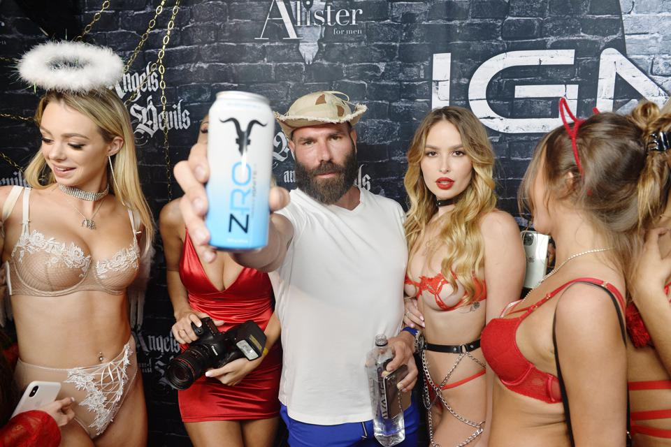 Ignite International Brands, Ltd. Introduces Ignite Vodka With it's Annual Valentine's Party