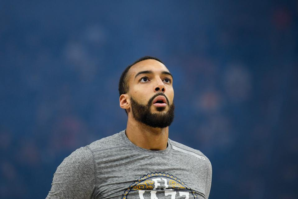 Rudy Gobert remains one of the game's most dominant centers.