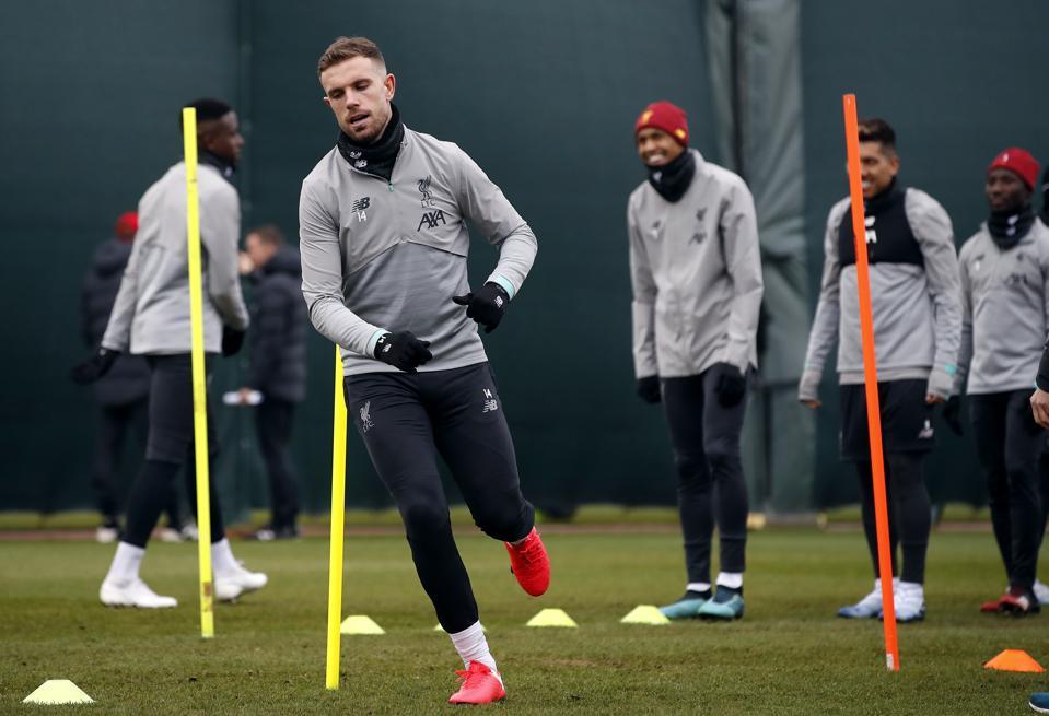 Liverpool team news Atletico Madrid