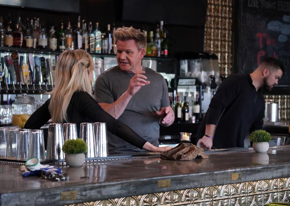 FOX's Gordon Ramsays 24 Hours To Hell And Back - Season Three
