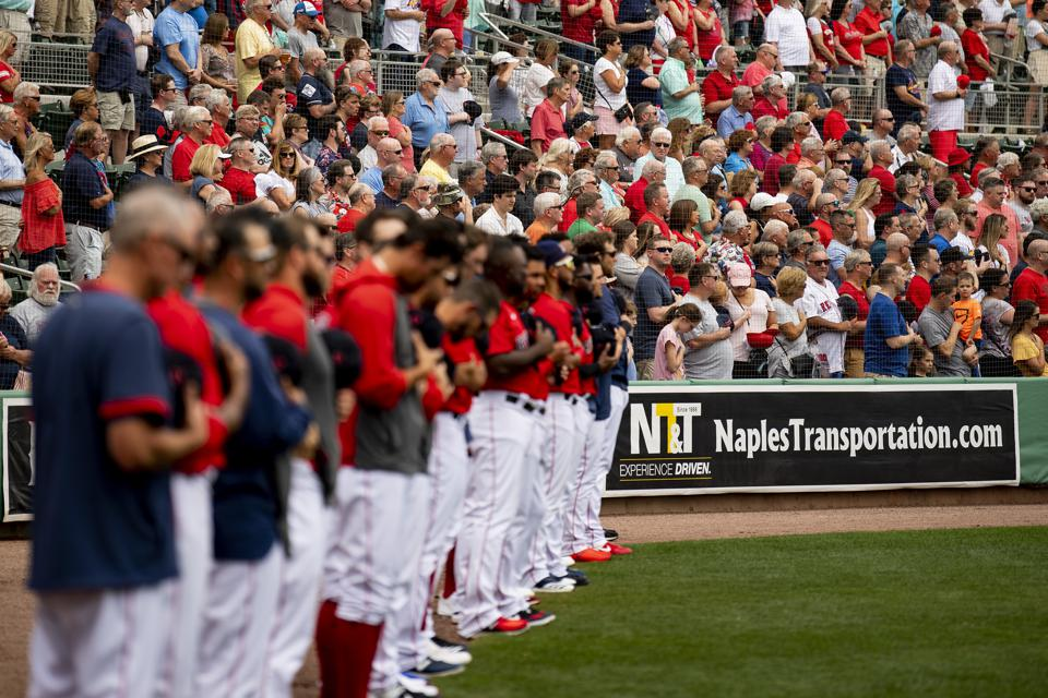 St. Louis Cardinals v Boston Red Sox