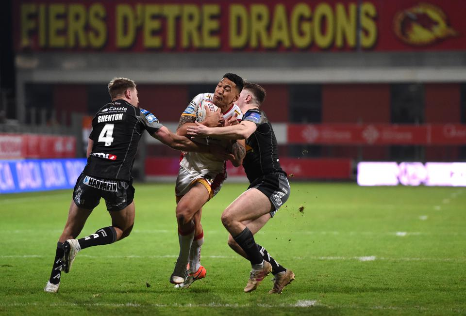Catalans Dragons v Castleford Tigers - Betfred Super League