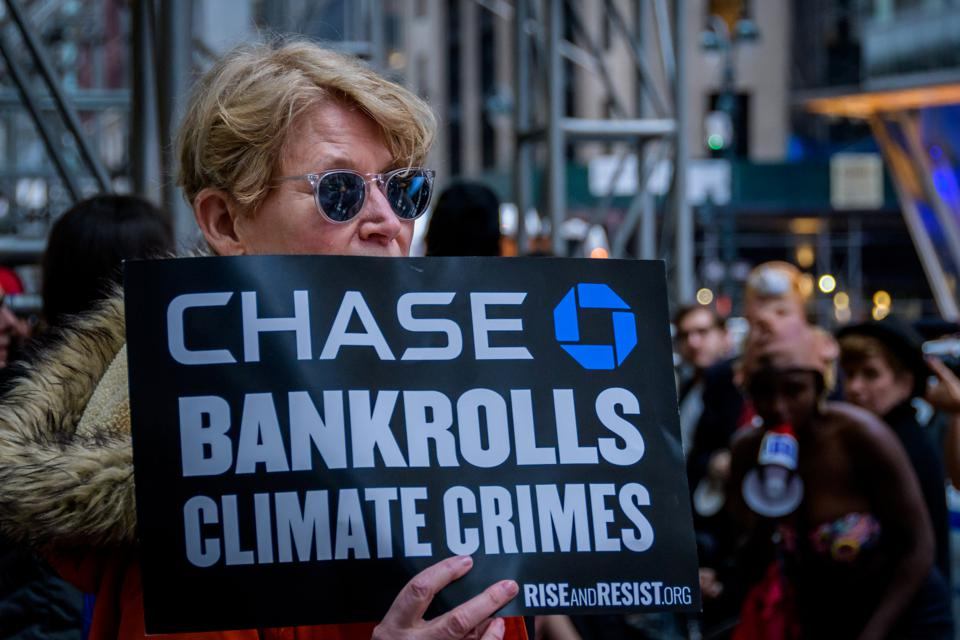 Have Banks Become Climate Advocates? Interpreting Shareholder Votes And Lending Policies Regarding The Fossil Fuel Sector