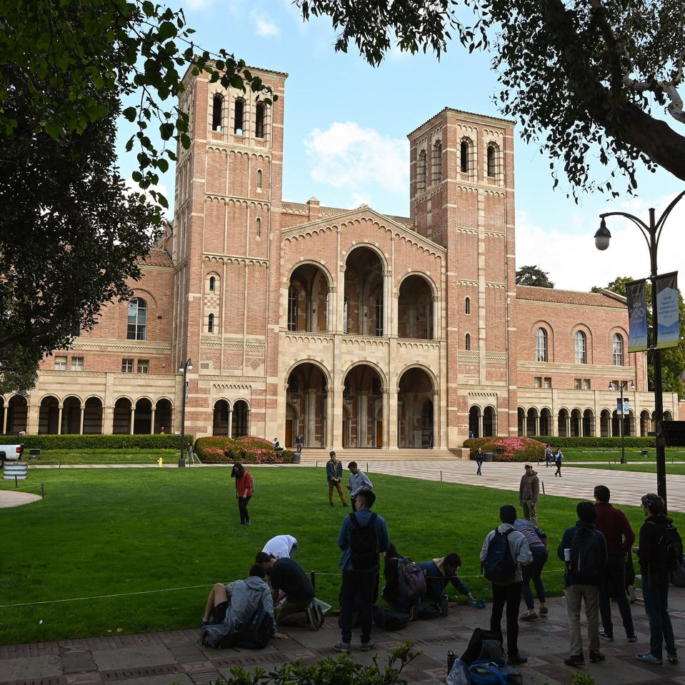 SATs and ACTs not required at University of California schools.