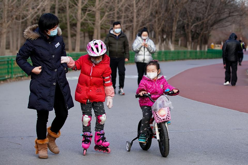Beijing Works To Contain Spread Of Coronavirus