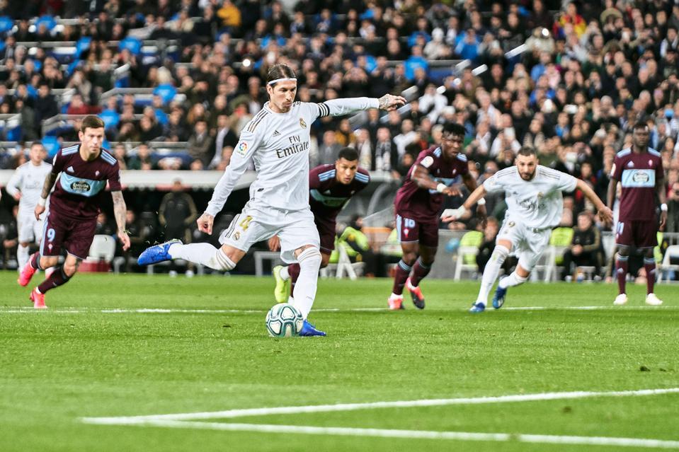 Real Madrid CF v RC Celta de Vigo  - La Liga