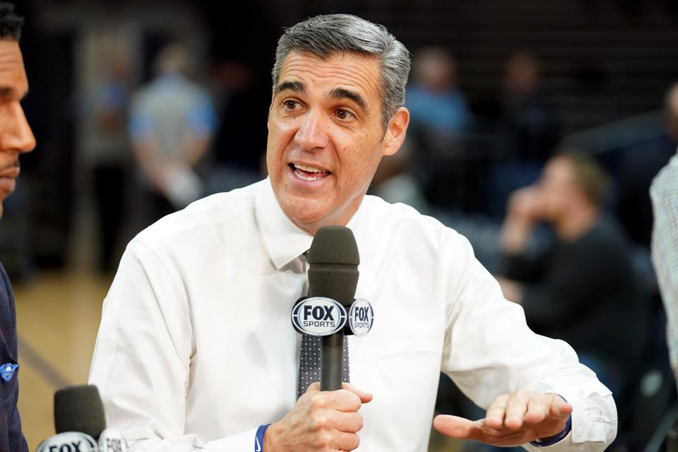 Jay Wright: 'I Haven't Talked To The Knicks, I'm Not Going To The Knicks'