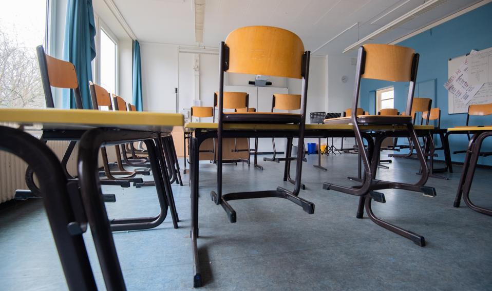 Coronavirus - Hannover - School closures