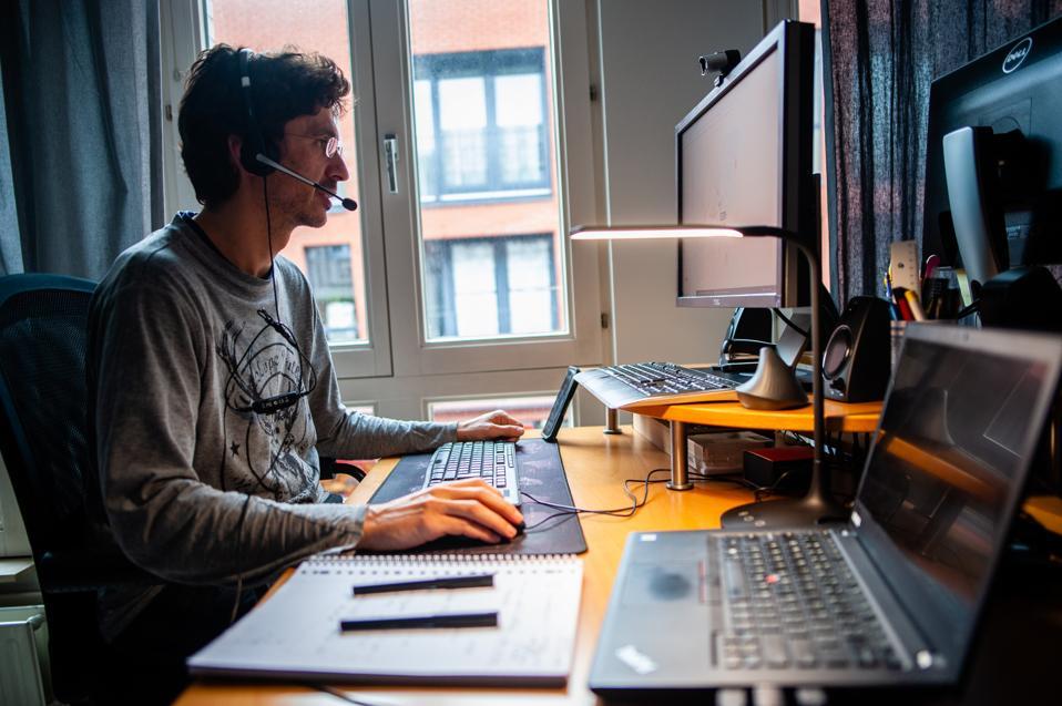 Home Working During Coronavirus
